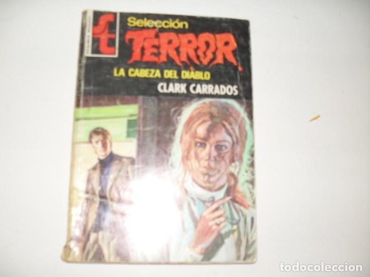 BOLSILIBROS TERROR 55.EDITORIAL BRUGUERA,AÑO 1973. (Tebeos y Comics - Bruguera - Otros)