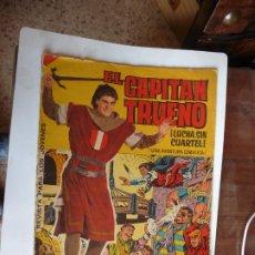 Tebeos: CAPITAN TRUENO GIGANTE Nº 2 ORIGINAL. Lote 293569553