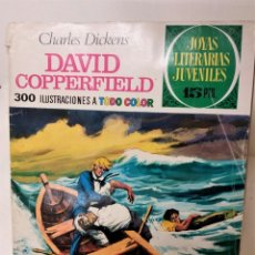 Tebeos: COMIC JOYAS LITERARIAS JUVENILES Nº8. DAVID COPPERFIELD. Lote 293649883