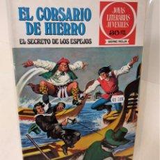 Tebeos: EL CORSARIO DE HIERRO. SERIE ROJA Nº5. Lote 293659278
