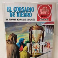 Tebeos: EL CORSARIO DE HIERRO. SERIE ROJA Nº9. Lote 293659683