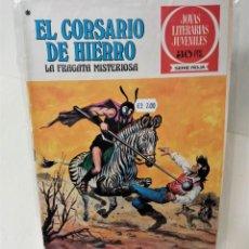Tebeos: EL CORSARIO DE HIERRO. SERIE ROJA Nº52.LA FRAGATA MISTERIOSA. Lote 293662483