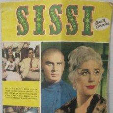 Tebeos: SISSI - REVISTA JUVENIL FEMENINA - Nº 135 - AÑO 1958 - COMIC. Lote 293742813