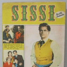 Tebeos: SISSI - REVISTA JUVENIL FEMENINA - Nº 146 - AÑO 1958 - COMIC. Lote 293743028