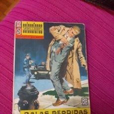 Tebeos: BALAS PERDIDAS DE PETER DEBRY SERVICIO SECRETO NUM 15 EDIT BRUGUERA. Lote 293940038