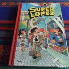 Tebeos: SUPER HUMOR Nº 1 SUPERLOPEZ SUPER LOPEZ BRUGUERA 1ª EDICIÓN 1982. JAN.. Lote 293946843
