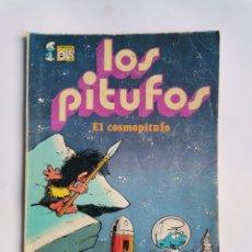 Tebeos: LOS PITUFOS EL COSMOPITUFO. Lote 293967443