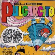 Tebeos: SÚPER PULGARCITO Nº 21. CONSERVA LOS BILLETES DE MORTADELO.. Lote 294156168
