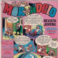 Tebeos: MORTADELO SEMANAL. Nº 80 . CONSERVA LOS BILLETES DE MORTADELO. Lote 294379823