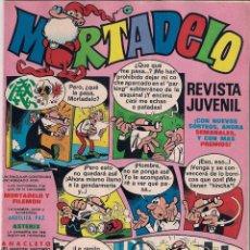 Tebeos: MORTADELO SEMANAL. Nº 74 . CONSERVA LOS BILLETES DE MORTADELO. Lote 294379923