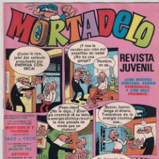 Tebeos: MORTADELO SEMANAL. Nº 71 . CONSERVA LOS BILLETES DE MORTADELO. Lote 294380108