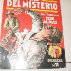 Tebeos: CLUB DEL MISTERIO 11 1280 ALMAS.EDITORIAL BRUGUERA,AÑO 1981.. Lote 294449543