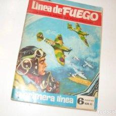 Tebeos: LINEA DE FUEGO 43.EDITORIAL BRUGUERA,AÑO 1965.. Lote 294481103