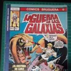 Tebeos: COMIC BRUGUERA LA GUERRA DE LAS GALAXIAS 11. Lote 294502273