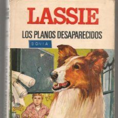 Tebeos: HÉROES SELECCIÓN. Nº 3. LASSIE. LOS PLANOS DESAPARECIDOS. BRUGUERA, 1ª EDC. 1970. (P/B40). Lote 294834183