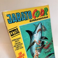 Tebeos: COMIC JABATO COLOR EXTRA. Nº53. Lote 294931658