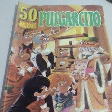 Tebeos: PULGARCITO EXTRA 50 ANIVERSARIO-1971 ORIGINAL REF. UR MES. Lote 294931758