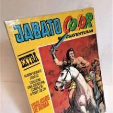 Tebeos: COMIC JABATO COLOR EXTRA. Nº1. Lote 294932318