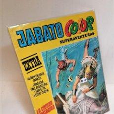 Tebeos: COMIC JABATO COLOR EXTRA. Nº6. Lote 294933298