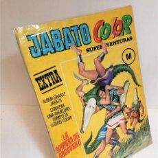 Tebeos: COMIC JABATO COLOR EXTRA. Nº9. Lote 294934163