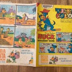 Tebeos: ¡¡LIQUIDACION!! PEDIDO MINIMO 5 EUROS - TELE COLOR Nº 134 - BRUGUERA - GCH. Lote 295014183