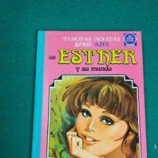 Tebeos: ESTHER Y SU MUNDO Nº 5. SERIE AZUL JOYAS LITERARIAS JUVENILES.. Lote 295015613