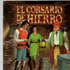 Tebeos: EL CORSARIO DE HIERRO Nº 19. ENIGMA EN LOS CARPATOS. EDICION HISTORICA. EDICIONES B, 1988. Lote 295482773