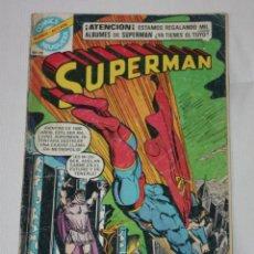 Tebeos: SUPERMAN ( DE O´NEIL, ANDRU & DICK GIORDANO)- Nº 29- ( BRUGUERA SUPER ACCION 79, 1980)- -DIFÍCIL. Lote 295513368