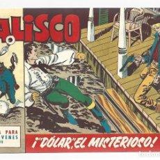 Tebeos: JALISCO 11: DOLAR EL MISTERIOSO, 1964, BRUGUERA, MUY BUEN ESTADO. Lote 295524298