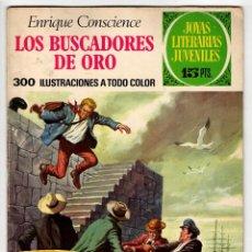 Tebeos: JOYAS LITERARIAS Nº 99 (BRUGUERA 1ª EDICION 1974) LOS BUSCADORES DE ORO.. Lote 295524568