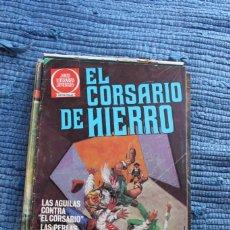 Tebeos: EL CORSARIO DE HIERRO Nº 56: LAS AGUILAS CONTRA EL CORSARIO. Lote 295525783