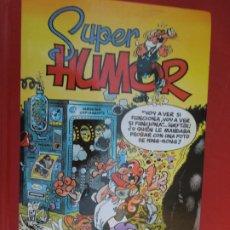 Tebeos: SUPER HUMOR Nº 10 - MORTADELO Y FILEMÓN - EDICIONES B 1999.. Lote 295532453