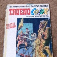 Livros de Banda Desenhada: TRUENO COLOR ALBUM BLANCO Nº 4 (BRUGUERA 1969). Lote 295569813