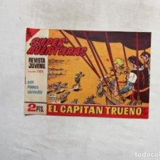 Tebeos: EL CAPITAN TRUENO Nº 571 SUPER - AVENTURAS EDITORIAL BRUGUERA. Lote 295822543