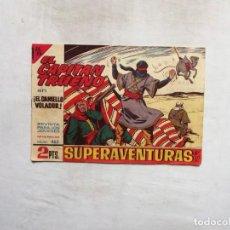 Tebeos: EL CAPITAN TRUENO Nº 972 SUPER - AVENTURAS EDITORIAL BRUGUERA. Lote 295824383