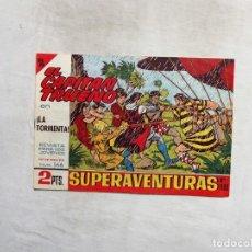 Tebeos: EL CAPITAN TRUENO Nº 1100 SUPER - AVENTURAS EDITORIAL BRUGUERA. Lote 295840048