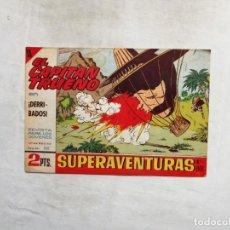 Tebeos: EL CAPITAN TRUENO Nº 1102 SUPER - AVENTURAS EDITORIAL BRUGUERA. Lote 295840158