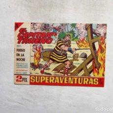 Tebeos: EL CAPITAN TRUENO Nº 1103 SUPER - AVENTURAS EDITORIAL BRUGUERA. Lote 295840198