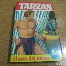 Tebeos: BRUGUERA TARZAN 41 EL ZOO DEL CIRCO. Lote 295923173