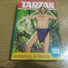 Tebeos: BRUGUERA TARZAN 43 LA EXPEDICION DEL AMARANTO. Lote 295923788
