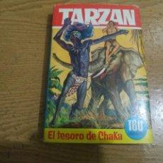 Tebeos: BRUGUERA TARZAN 47 EL TESORO DE CHAKA. Lote 295924018