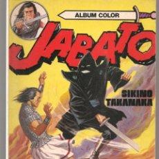 Tebeos: JABATO. ÁLBUM COLOR. 12. SIKINO TAKANAKA. BRUGUERA, 1981.(P/C25). Lote 295927408