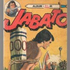 Tebeos: JABATO. ÁLBUM COLOR. 2. PRISIONERO. BRUGUERA, 1980.(P/C25). Lote 295927803