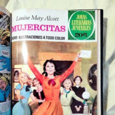 Tebeos: JOYAS LITERARIAS JUVENILES TOMO 4 SERIE VERDE - 1970 EDITORIAL BRUGUERA, Nº91 AL Nº120. Lote 295984398