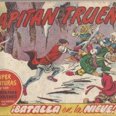 Tebeos: EL CAPITAN TRUENO Nº 272 - BATALLA EN LA NIEVE. Lote 296577358