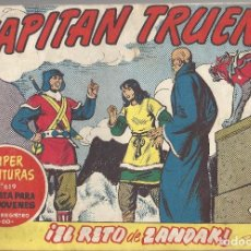 Tebeos: EL CAPITAN TRUENO Nº 302 - EL RETO DE ZANDAK. Lote 296577618