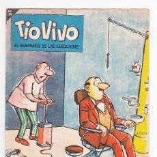 Tebeos: TIO VIVO 2ª ÉPOCA (BRUGUERA) - Nº 147. Lote 296619663