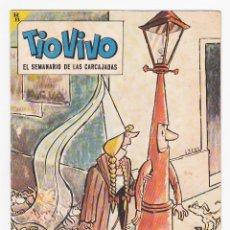 Tebeos: TIO VIVO 2ª ÉPOCA (BRUGUERA) - Nº 149. Lote 296619728