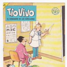 Tebeos: TIO VIVO 2ª ÉPOCA (BRUGUERA) - Nº 158. Lote 296619938