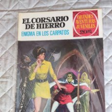 Tebeos: EL CORSARIO DE HIERRO Nº 69 1ª ÉPOCA 1975 BRUGUERA. Lote 296686518
